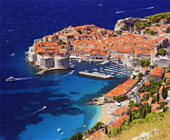 克羅埃西亞旅遊景點