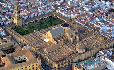 西班牙旅遊景點:科爾多瓦主教座堂